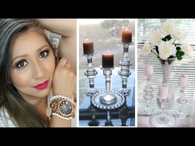 GIVEAWAY + DIY Gorgeous Candle Holder