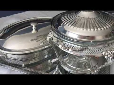 How to Clean:Polish Silver   DIY   Thrift Store Finds