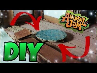 How to make an Animal Jam Small Table - AJ DIY