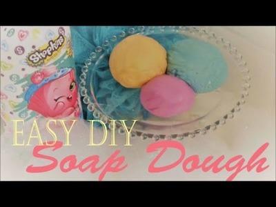 How to make Soap Dough - Easy DIY Soap Dough