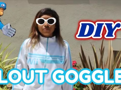 Laurdiy WHO?? || DIY Clout Goggles by me