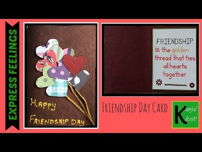 PERFECT GIFT IDEAS FOR BEST FRIEND-DIY PERFECT GIFT FOR BEST FRIEND-UNIQUE HANDMADE GIFT CARD-