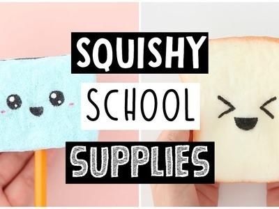 WEIRD SQUISHY DIY BACK TO SCHOOL SUPPLIES!