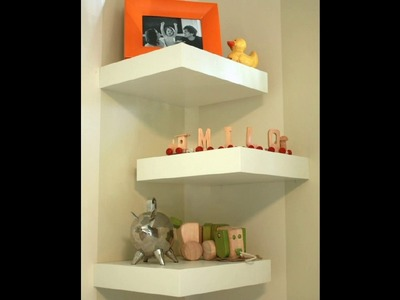 16 DIY Corner Shelf Designs To Use Every Inch Of The Space