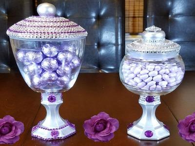 DIY Candy Dish ideas