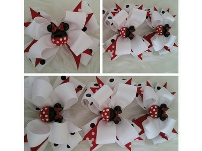 DIY| FANCY, GLAM, CHARACTER HAIR BOWS HIGHLY REQUESTED 2017