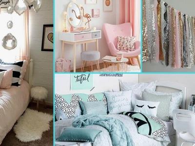❤ DIY Shabby Chic Style Dorm Room Decor ideas ❤ | Home decor & Interior design | Flamingo Mango|