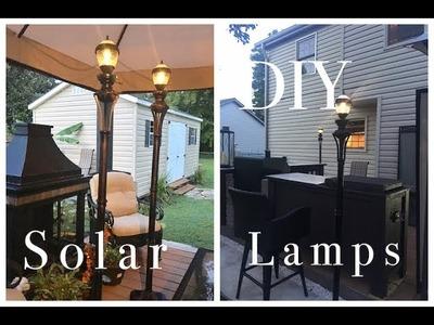 DIY Solar Lights