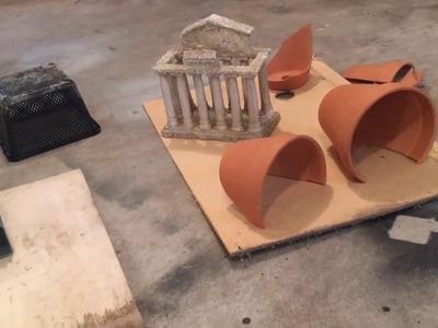 DIY Tank Decor. Build Your Own Decorations