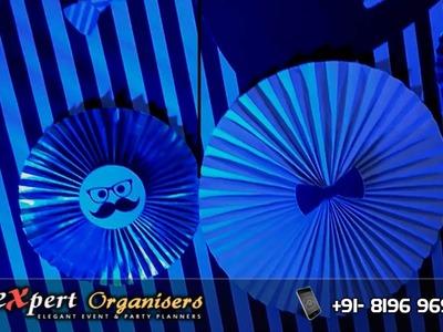 Expert Birthday Planners | Paper Craft Theme Decoration | Balloon Decorators Chandigarh Panchkula