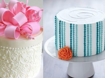 Top 10 Cake Recipes | Best Cake Recipe Ideas | Easy DIY Recipes