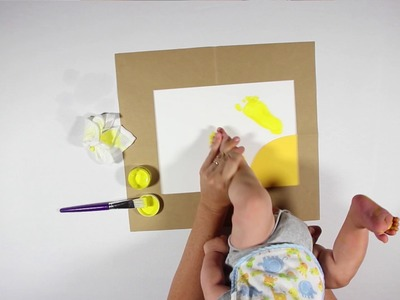 Baby Loves Crafts - You Are My Sunshine - Baby Craft Kit