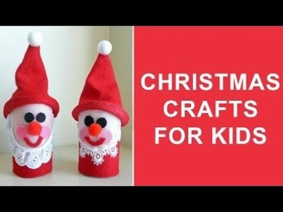 Birthday party decorations at home simple Christmas Crafts for Kids | Easy Christmas Craft Ideas Fo