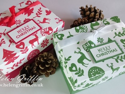 Christmas In July DAY 2 | Scandinavian Style Gift Box | Thornton's Chocolates