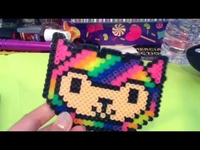 PERLER beads creations!!