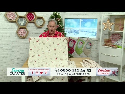 Sewing Quarter - Christmas In July Weekend - 21st July 2017