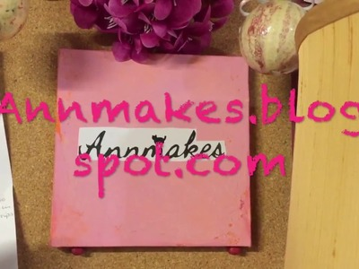 Unboxing Time: Cricut Craft Totes with Annmakes