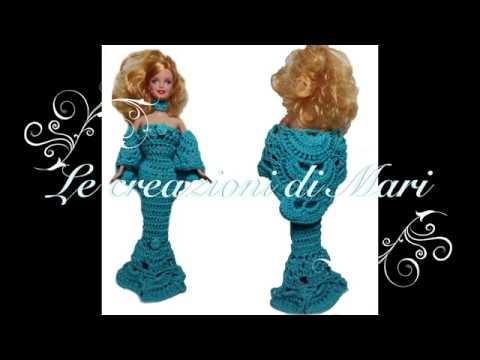 Vestiti Di Barbie Alluncinetto