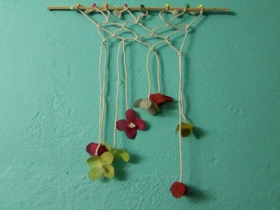 Wall hanging craft