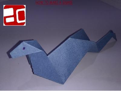 ARTORGANIZATION ORIGAMI art for kids hub origami snake easy steps