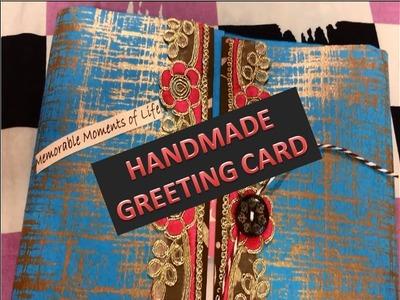 DIY | Handmade Greeting Card | Happy Kona4u