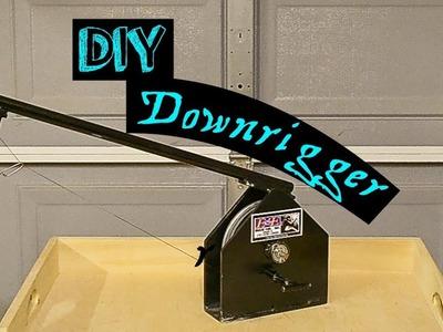 DIY - Making a Downrigger