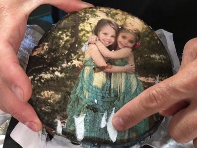 DIY TRANSFER PHOTOS TO WOOD EASY INSTRUCTIONS IN 3 MINUTES