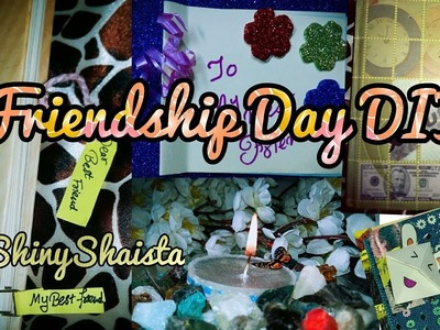Friendship Day 2017|Friendship Day Gift Idea 2017|Handmade Friendship day Gift