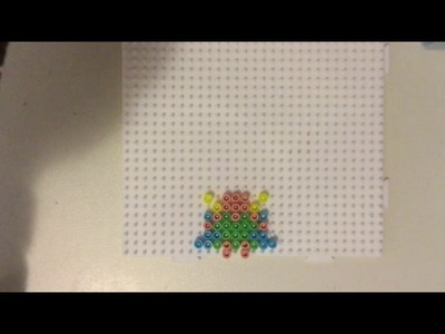 HAMA BEADS.PYSSLA TUTORIAL: TRILLI || It's Megan