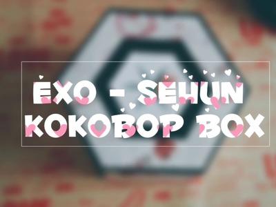 Handmade _ EXO _ KO KO BOP _ Sehun ver _ Exploding Box