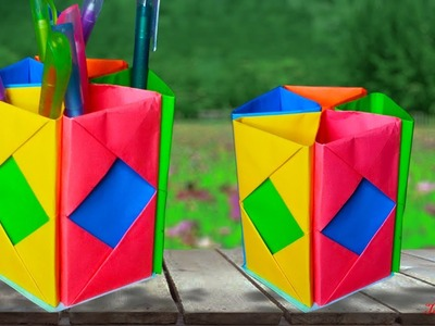 Origami How To Make A Paper Umbrella Easy Tutorials Step By Step