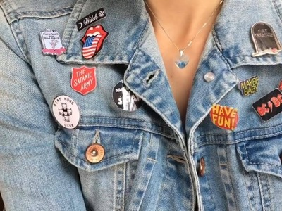 How to Make Enamel Pins | Quickly and Easy!!! DIY