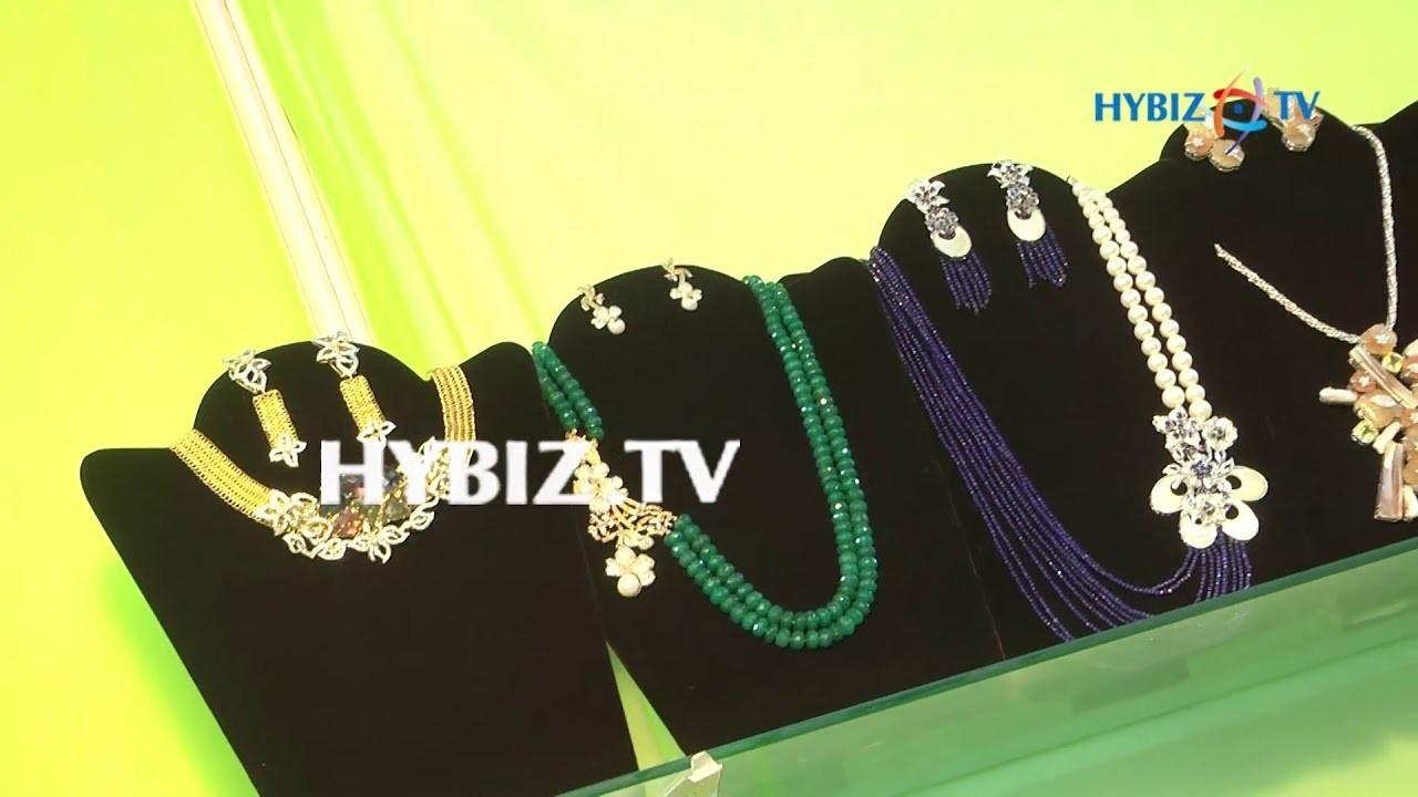 Latest Ruby Beads Necklace   Huge Jumkas   Pearl Haram   Diamond Jhumka,