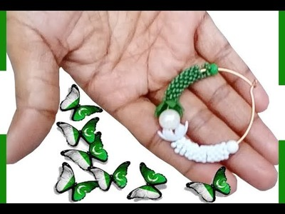 Make earrings easily| |earrings with beads and wire| beautiful necklace| necklace with beads
