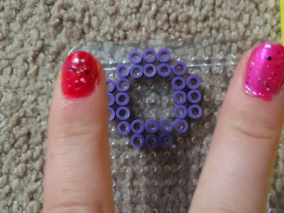MUST WATCH!! Awesome 3D Pretty Cake Stand Perler Beads Shopkin Tutorial