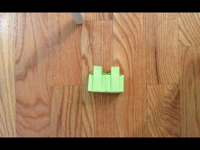 Origami lego part 1 of 2