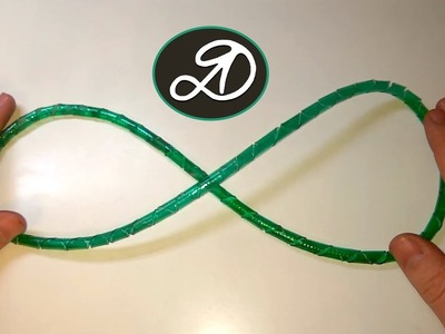 Spiral wrapping for wires DIY. How to make cable organizer. Everyone must have