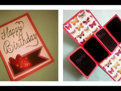 Twist-pop up birthday card by handmade cards ideas