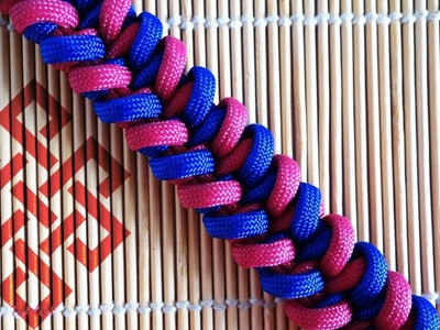 Make the Wicked Twister Paracord Survival Bracelet