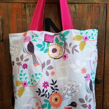 Bird Market Bag