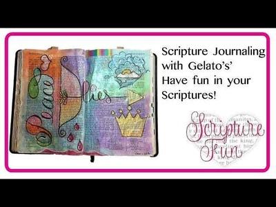 Book of Mormon Journaling tutorial, by Scripture Fun