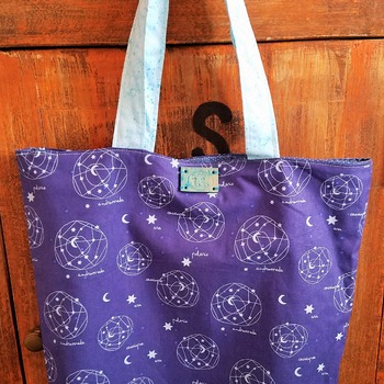 Constellations market bag