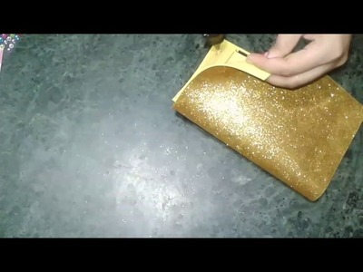 Cute Purse Making Tutorial For Kids Girls