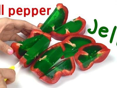 DIY Bell Pepper Jelly How to make bell pepper gummy