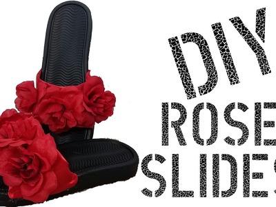 DIY How to Make Rose Slides