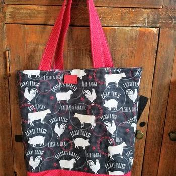 Farmers Market Market Bag