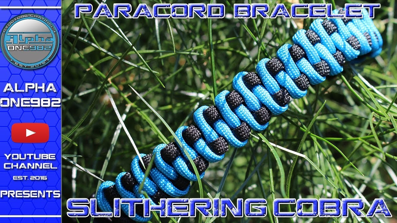 paracord bracelets how to make with buckle