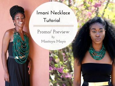 Imani Necklace Tutorial Promo.Preview