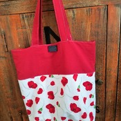 Poppy Market Bag