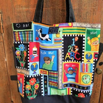 School Market Bag